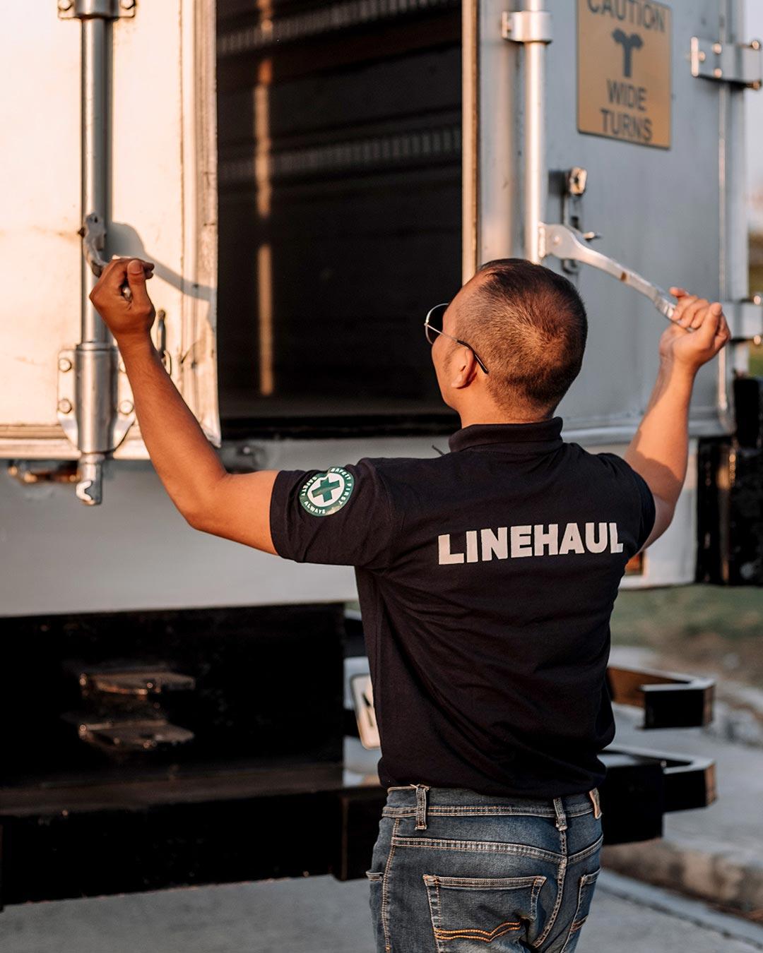 Linehaul Info Block 2